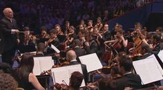 Ludwig van Beethoven's Symphony No. 4 in B-flat major, Op. 60: Daniel Barenboim conducts the West-Eastern Divan Orchestra at BBC PROMS 2012.