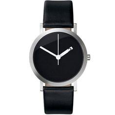 Normal Timepieces - Extra Normal Grande - Black Face