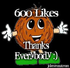 WOOP WOOP  We reached our 600 #likes on #facebook Thank you to all our followers :D  If you're not following us, why not join the Job Coconut familiy :D https://www.facebook.com/jobcoconut