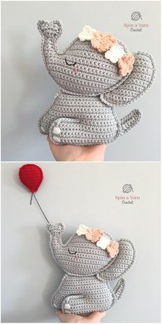 Lovely Amigurumi Doll, Animal, Plant, Cake and Ornaments Pattern Ideas. Web Page Number 6 - DiyForYou Quick Crochet, Crochet Baby, Free Crochet, Knit Crochet, Crochet Amigurumi, Crochet Dolls, Amigurumi Doll, Crochet Toys Patterns, Amigurumi Patterns