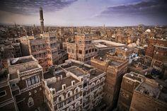 Sana'a, Yemen - Unesco World Heritage site. Urbanistan · Maptia