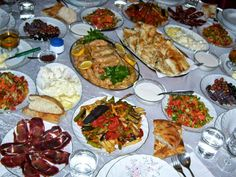 Menu Suggestions for Iftar Party