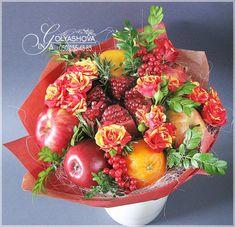 Gallery.ru / Фото #119 - Букеты из овощей и фруктов - nekto1