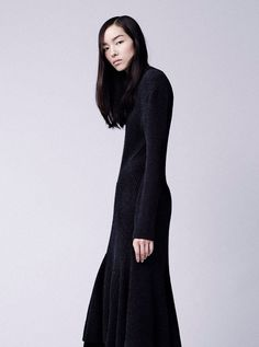 """inspiration for www.duefashion.com fei fei sun in """"a matter of lenght"""" by willy vanderperre for vogue china september 2014."""