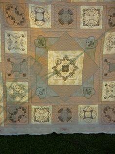latte quilt - Поиск в Google | Neutral & taupe quilts | Pinterest ... : furball farm quilting - Adamdwight.com
