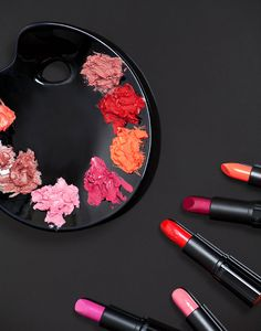 Choose the right shade from our beautiful lip color palette.