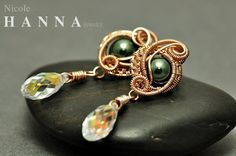 Semi Circle Post Earrings | JewelryLessons.com