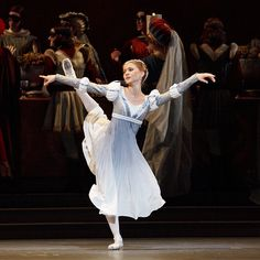 Juliet, Romeo and Juliet, National Ballet of Canada