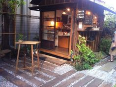 SHOZO COFFEE STORE - Aoyama - Minato, Tōkyō-to. un negocio perfecto.