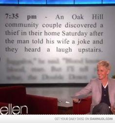 Never Underestimate The Power Of A Joke