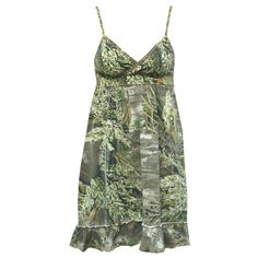 Realtree Girl Max 1 Camouflage Sundress found on Polyvore