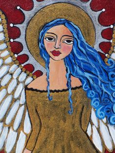 spanish angel | Request a custom order and have something made just for you.