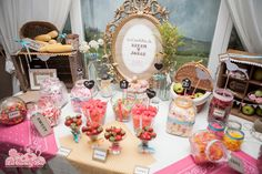 Decorar una Candy Bar