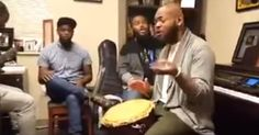Trey McLaughlin and the guys in his vocal group know each others' voices so well.  Listen closely as they improvise on one of our favorite songs, 'Good Good Father.  It's magical how their voices are so individual, yet meld together so beautifully!
