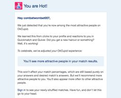 Funny internet dating messages
