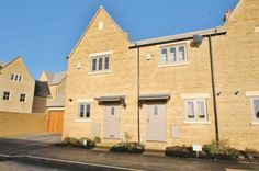 House to let in Cirencester, Gloucestershire - £895pcm. BRAND NEW two double bedroom house offering a surprising amount of spacious and flexible living accommodation. The property comprises large ...