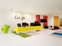 Google's Inspiring Offices in Tokyo