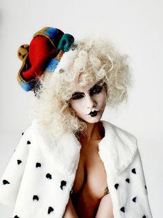 Cara Delevingne for i D Magazine Winter 2013