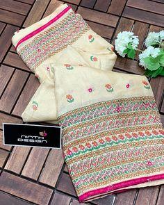 Block Print Saree, Block Prints, Indian Beauty Saree, Indian Sarees, Jute Sarees, Silk Sarees Online Shopping, Kalamkari Saree, Elegant Fashion Wear, Stylish Dresses For Girls