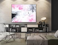 Abstract Canvas Art - Large Painting on Canvas, Contemporary Wall Art, Original Oversize Painting Large Abstract Wall Art, Blue Abstract Painting, Large Canvas Art, Colorful Wall Art, Wall Canvas, Abstract Paintings, Modern Oil Painting, Large Painting, Painting Art