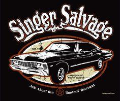 Singer Salvage (Supernatural)