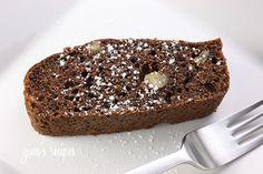 Chocolate Zucchini Bread - you can bake with zucchini!