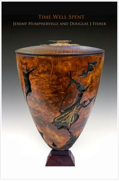 Douglas J Fisher & Jeremy Humpherville. Contact Coastal Carvings Gallery to purchase. SOLD