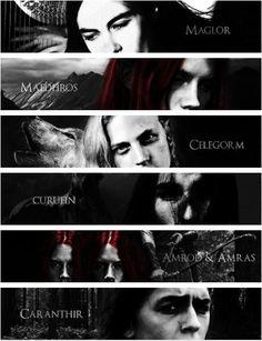 Sons of Fëanor.