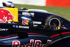 Ricciardo's road to Red Bull Racing #redbull #givesyouwings #f1