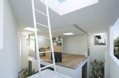 東京の住宅 INSIDE OUT