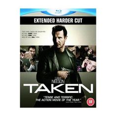 Taken: Extended Harder Cut (Blu-ray)