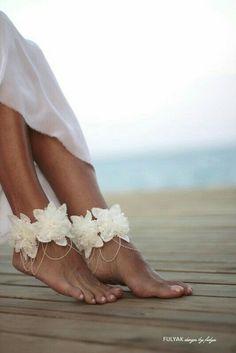 DesertRose,;,lovely anklets,;,
