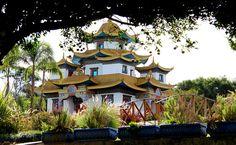 Templo Budista Tres Coroas