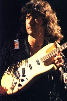 Ritchie Blackmore, 1975