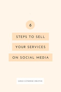 #scc Social media marketing tips for service businesses: are you a service-based business owners and are wondering how to use social media to get more clients? Find out how to use Instagram and Facebook to sell on social Work From Home Business, Promote Your Business, Social Media Content, Social Media Marketing, Social Proof, Party Quotes, Specific Goals, Instagram Bio, Business Goals