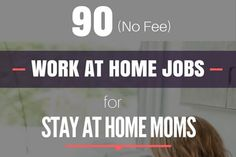 Having a baby and not being able to leave the house for a traditional 9-5 job is a big problem for many stay at home moms (and dads). The lost income can be a huge blow