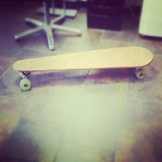 My 4 foot longboard