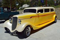 1934 Ford Sedan Stretch | Flickr - Photo Sharing!..Re-pin Brought to you by agents at #HouseofInsurance in #EugeneOregon for #LowCostInsurance.