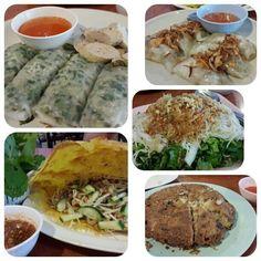Vietnam foods