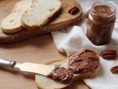 Pâte à tartiner express aux noix de pécan et sirop d'agave • Hellocoton.fr