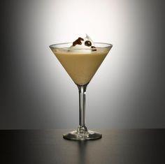 Baileys Chocolatini: 2 oz Baileys Original Irish Cream .5 oz Godiva Chocolate Infused Vodka Add Baileys Original Irish Cream and Godiva Chocolate Infused Vodka. Shake with ice and strain into martini glass. Garnish with a dollop of whipped cream.