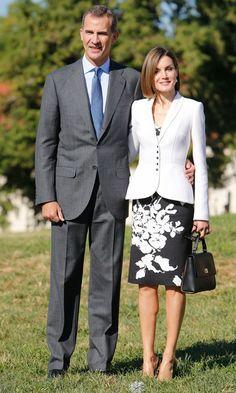 Дон Фелипе и донья Летисия - Поиск в Google