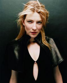 Cate Blanchett, por Lorenzo Agius