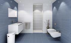 Resultado de imagen para azulejos rectangulares para baño