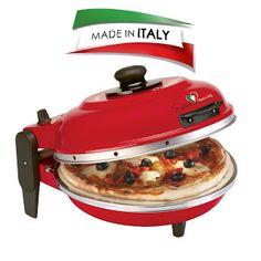 Global Ideas AVR: SPICE DIAVOLA - Minihorno eléctrico para pizza 400...