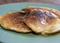 Basic Fluffy Pancakes (Sourdough,  soaked flour)