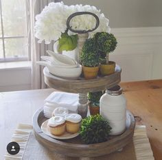 Wooden Tray Decor Simple Pinsharon Housley On Farmhouse Vignettes  Pinterest  Trays Design Decoration