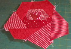 Kim's Big Quilting Adventure: A Rose By Any Other Name . . . .