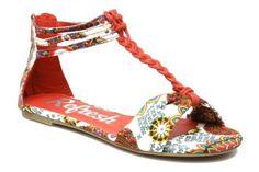 Refresh mercatana multicolor Footwear, Flats, Shoes, Fashion, Sandals, Loafers & Slip Ons, Moda, Zapatos, Shoe