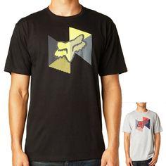 2015 Fox Racing Mens Short Sleeve Velocious Tee Casual Shirt Top